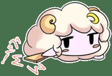 Selfish Sheeps sticker #7112642