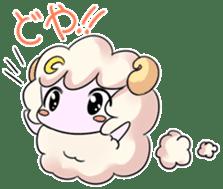 Selfish Sheeps sticker #7112643