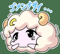 Selfish Sheeps sticker #7112644