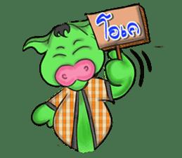 Boonchu (Moowhan) sticker #7113051