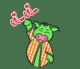 Boonchu (Moowhan) sticker #7113069