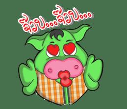 Boonchu (Moowhan) sticker #7113072