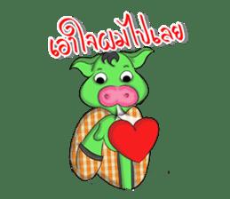 Boonchu (Moowhan) sticker #7113073
