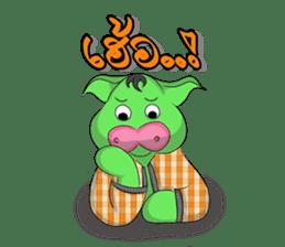 Boonchu (Moowhan) sticker #7113081