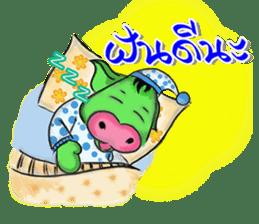 Boonchu (Moowhan) sticker #7113087