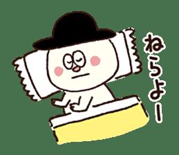 gobo-ben notoro-kun sticker #7115994