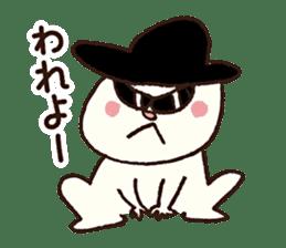 gobo-ben notoro-kun sticker #7115995