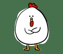 Mattari-chicken sticker #7119912