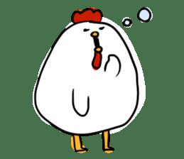 Mattari-chicken sticker #7119939