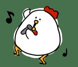 Mattari-chicken sticker #7119946