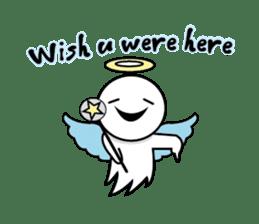 Angel VS Devil(English version) sticker #7121040
