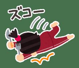 Hungry Girl Azuki sticker #7122724
