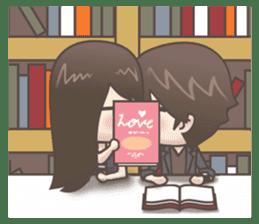 Mikaela & Lyon (Ver.2) sticker #7123492