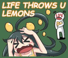 Lily & Marigold (Part Lemon Full) sticker #7126988
