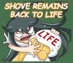 Lily & Marigold (Part Lemon Full) sticker #7126990