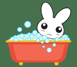 Sleepy Bunny (EN) sticker #7130908