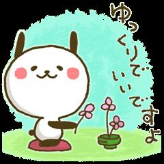 Panda Rabbit 2