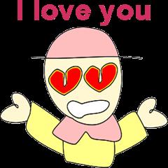 LOVETARO HAPPY TO YOU LOVE