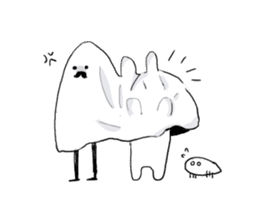 Tanaka and pleasant friend sticker #7133892