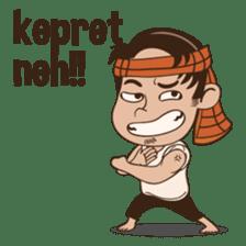 Aye Betawi Asli sticker #7134071