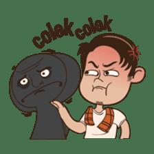 Aye Betawi Asli sticker #7134086