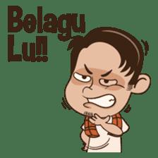 Aye Betawi Asli sticker #7134094