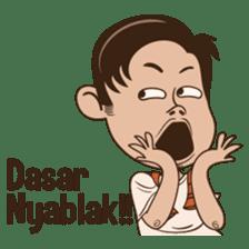 Aye Betawi Asli sticker #7134102