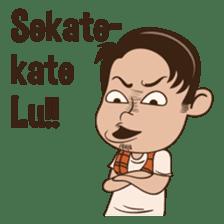 Aye Betawi Asli sticker #7134103