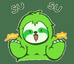 Slotty sticker #7142384
