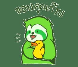 Slotty sticker #7142393