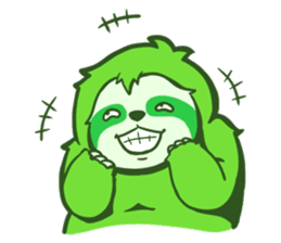 Slotty sticker #7142413