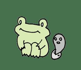 Frog to understood sticker #7143795