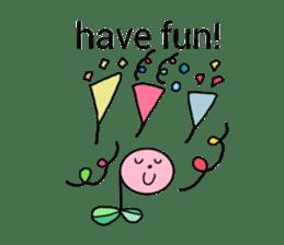 happy birthday to you~ birthday song sticker #7145107