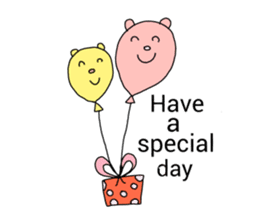happy birthday to you~ birthday song sticker #7145108