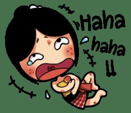 E Sarn Ban Hao (EN) sticker #7152832