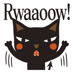 Black Cat Meowmon <English>