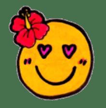 Happy Aloha ! Hawaii sticker #7161173