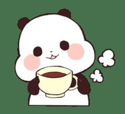 Yururin Panda ver.3 sticker #7162968