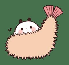 Yururin Panda ver.3 sticker #7162976