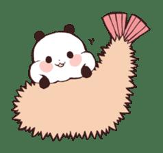 Yururin Panda ver.3 sticker #7162977