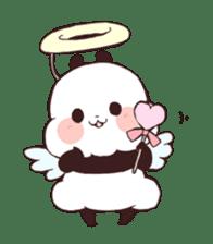 Yururin Panda ver.3 sticker #7162980