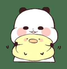 Yururin Panda ver.3 sticker #7162983