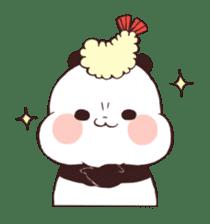 Yururin Panda ver.3 sticker #7162986