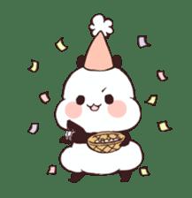 Yururin Panda ver.3 sticker #7162990
