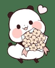 Yururin Panda ver.3 sticker #7162994