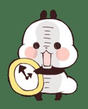 Yururin Panda ver.3 sticker #7162996