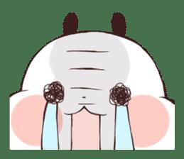 Yururin Panda ver.3 sticker #7162998