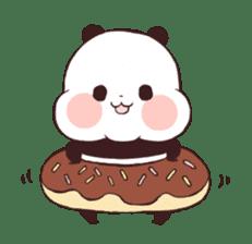 Yururin Panda ver.3 sticker #7162999