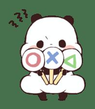 Yururin Panda ver.3 sticker #7163004