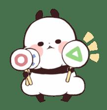 Yururin Panda ver.3 sticker #7163006